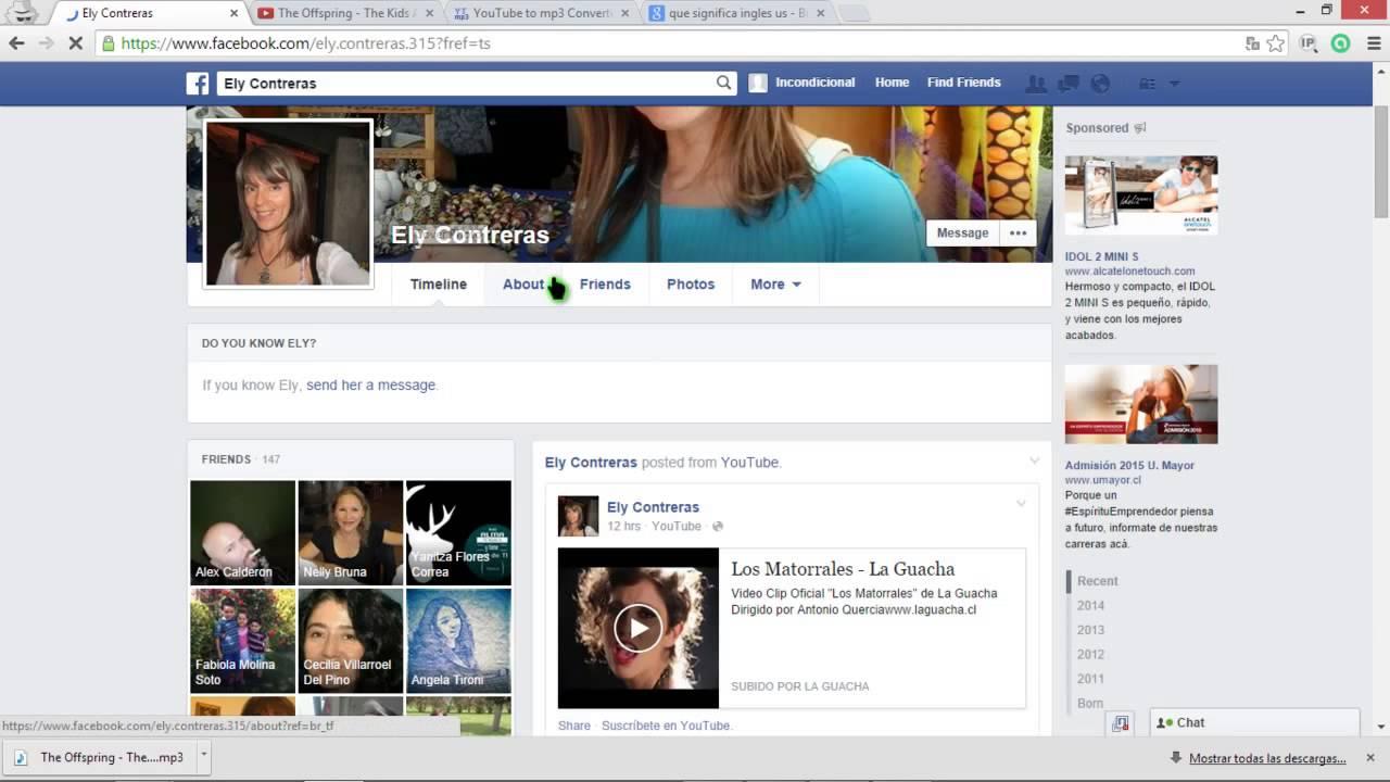 Facebook Fotos Sin Ser Amigos Facebook Sin Ser Amigos