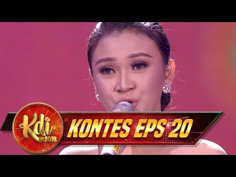 Ardea VS MusBrother Nyanyiin Lagu Nurbayan, Siapa Yang Menang Yaa? - Kontes KDI Eps 20 (31/8)