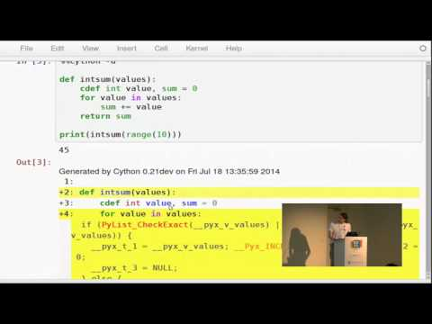 Image from The Cython Compiler for Python