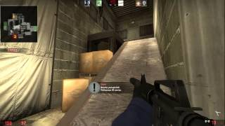 CS:GO - Iceman Ace on Cache