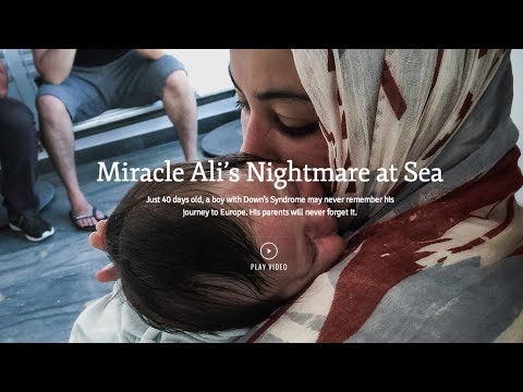 Italy: 'Miracle Ali's' Nightmare at Sea