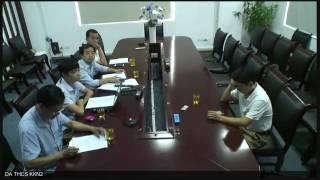 Tập huấn Hướng dẫn sử dụng thiết bị phòng học trực tuyến tại điểm cầu các tỉnh: Đắk Lắk; Gia Lai; Ninh Thuận