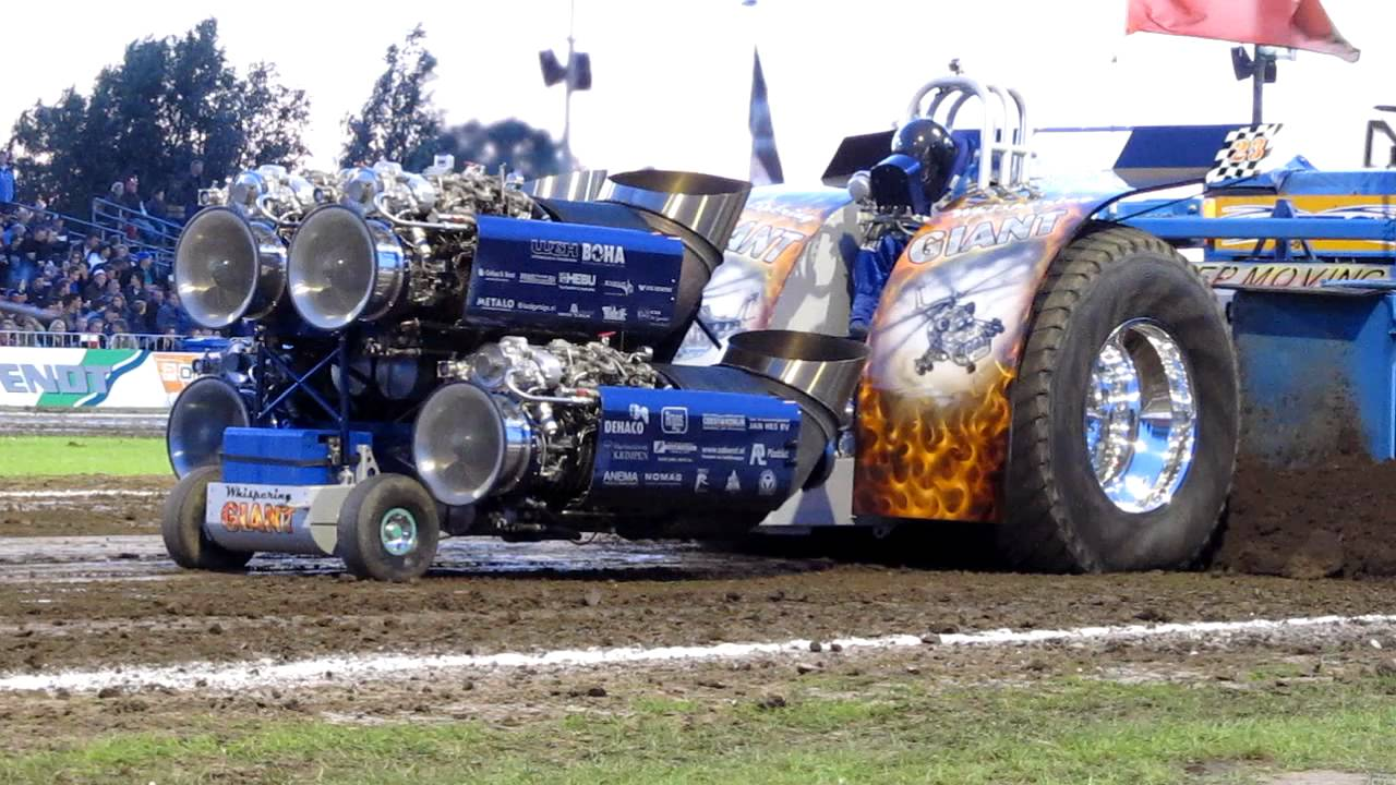 Trucks For Sale Tractor Pulling Putten 2011 Whispering Giant finale 4500kg modified ...