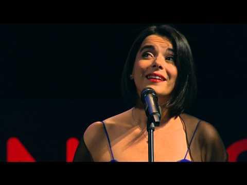 Opera Star Amel Brahim-Djelloul at ZURICH.MINDS