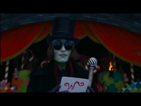Charlie & The Chocolate Factory - Wonka's Welcome Song video
