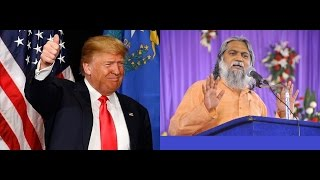 Prophet Sadhu Correctly Prophesied Trump Win - It