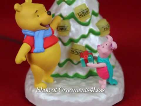 Hallmark Keepsake Ornament 2013 Winnie the Pooh Collection O, Hunny Tree - Shop at Ornaments4Less!