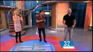 Cris Judd vs. Erin in a dance off - The Erin Simpson Show