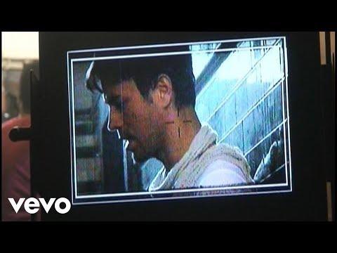 Sonerie telefon » Enrique Iglesias – Lloro Por Ti – Behind The Scenes