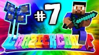 Minecraft CRAZIER CRAFT #7 'MOTHRA BATTLE!' - (New Crazy Craft)