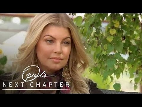 How Fergie Overcame Her Crystal Meth Addiction   Oprah's Next Chapter   Oprah Winfrey Network