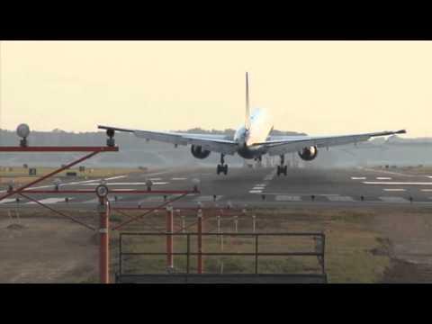 Plane Plunges as Pilot Dozes Off