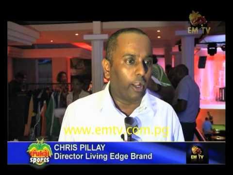 Civoniceva - Ambassador of PNG's New sporting brand