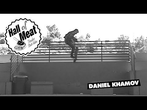 Hall of Meat: Daniel Khamov