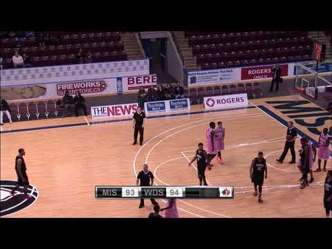NBL Canada Livestream: [PRESEASON] Mississauga Power vs. Windsor Express