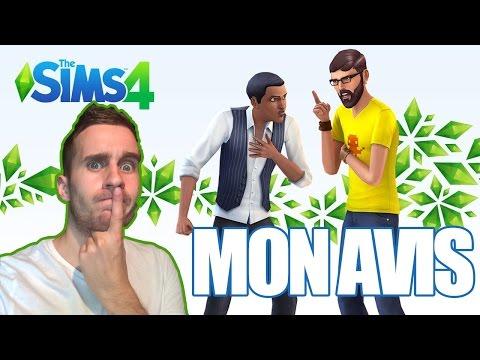 Les Sims 4 - Mon Avis