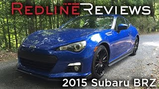 2015 Subaru BRZ – Redline: Review