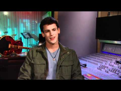 The Glee Project! Michael Interview!