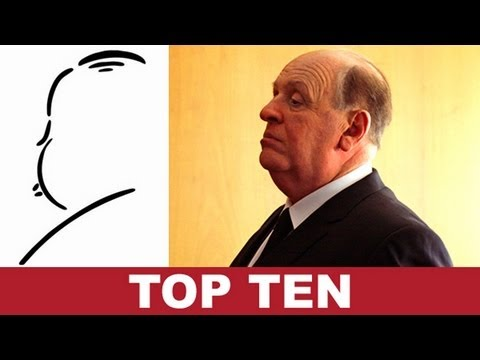 Hitchcock 2013 & BBC's The Girl - Top Ten Alfred Hitchcock Movies : Beyond The Trailer
