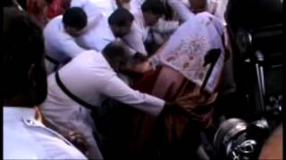 thiruvalla - Suffragan Metropolitan Rt.Rev.Dr.Zacharias Mar Theophilus Thirumeni  funeral