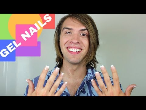 DIY Gel Nails at Home (Kiss Everlasting Gel French Manicure Kit Review)