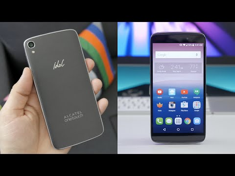 Best Budget Smartphone? Alcatel OneTouch Idol 3 Review!