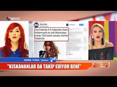 Hande Yener'den çok özel açıklamalar