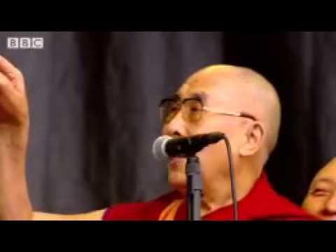 Dalai lama's 80th birthday celebration in England. By Sherab Dorjee.