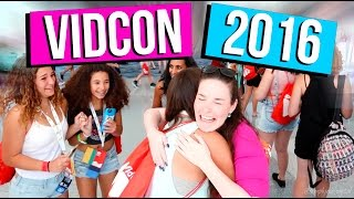 Simply Nailogical goes to America | VIDCON 2016 + 100 HOLO Giveaway winners!