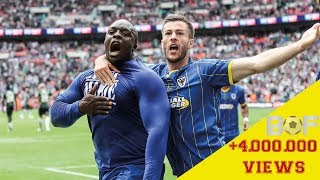 Adebayo Akinfenwa ● The Beast  ● Skills & Goals ● Where The Hood At?