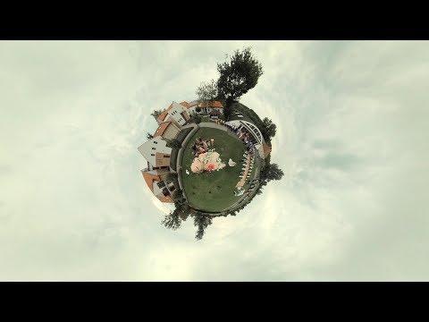 Kamilla és Gábor esküvői video highlights film, Algyő Levendulás