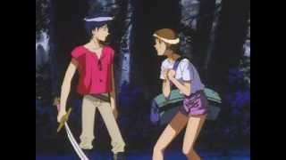 1e Episode ESCAFLOWNE VF French Manga Van Hitomi