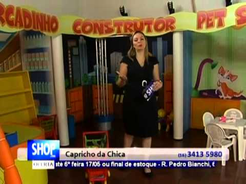 BUFFET MINI CIDADE KIDDIE PLAY LABAMBA  AREA BABY SPA CAPRICHO DA CHICA - 11/05