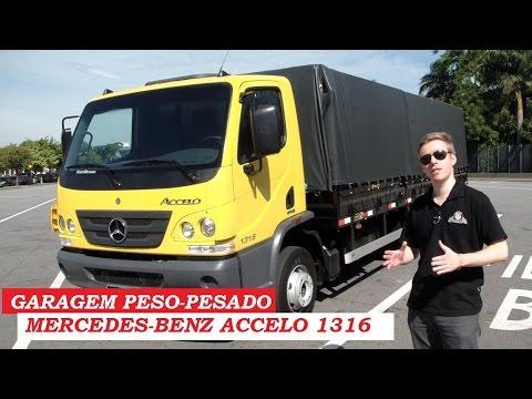 Garagem Peso-Pesado: Mercedes-Benz Accelo 1316
