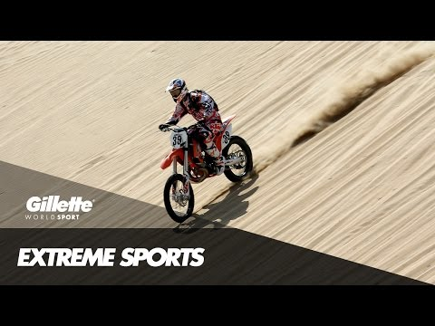 Surviving the Abu Dhabi Desert Challenge | Gillette World Sport