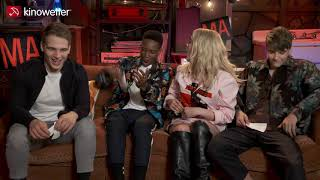 Who Am I? Game with Gianni Paolo, Dante Brown, McKaley Miller & Corey Fogelmanis