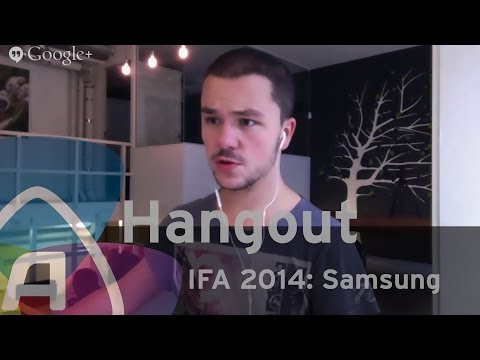 IFA 2014: Samsung preview en Q&A