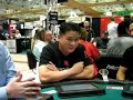 Playing poker with Johnny Chan