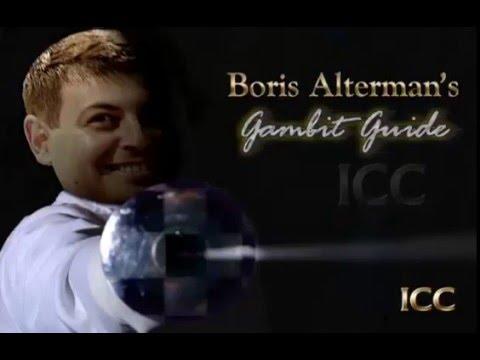 GM Boris Alterman's Gambit Guide: The King's Gambit