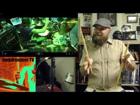Drum Teacher Reacts To Danny Carey Of Tool Playing Stinkfist - Episode 3