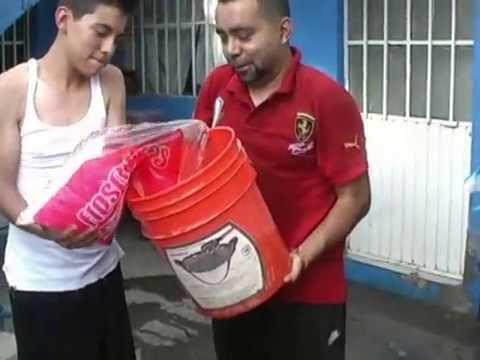 RETO ICE BRUKCET EN FRESNILLO CHEPE