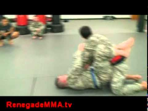 Modern Army Combatives Training