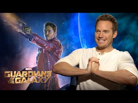 Guardians of the Galaxy Cast & Director Talk New Film