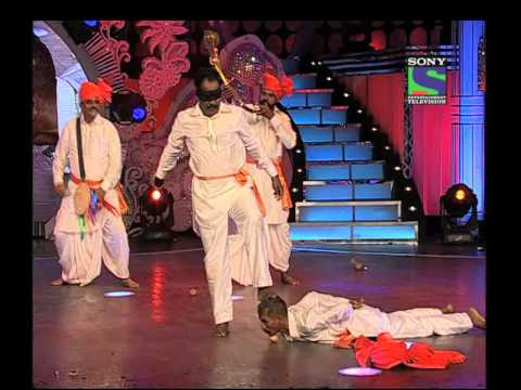 Anna Bhau Sathe and Groups sizzling performance - Episode 27