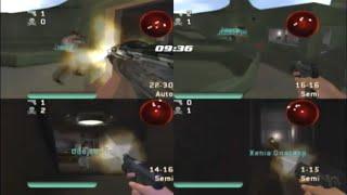 007 NightFire Multiplayer Commentary