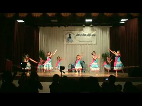 Deiva  Tamil School 2010 video