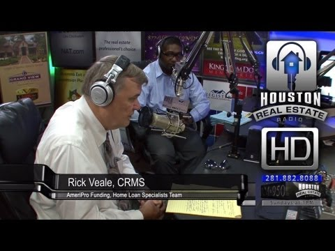 Reverse Mortgages - Ameripro Funding 1/2 - Houston Real Estate Radio