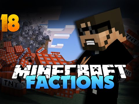 Minecraft Factions 18 - EASY QUEST IS EASY