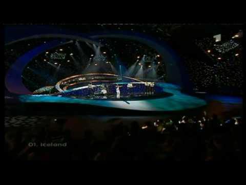 Eurovision 2003 01 Iceland *Birgitta Haukdal* *Open Your Heart* 16:9