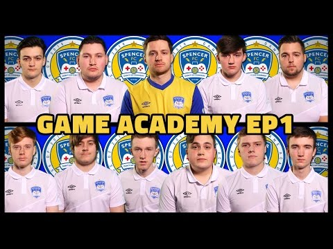 SPENCER FC GAME ACADEMY EP1 - The First Test